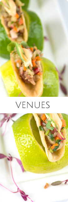 catering in venues
